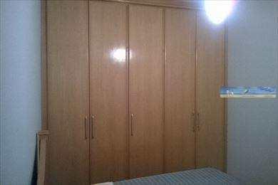 Apartamento, código 2702 em Praia Grande, bairro Mirim