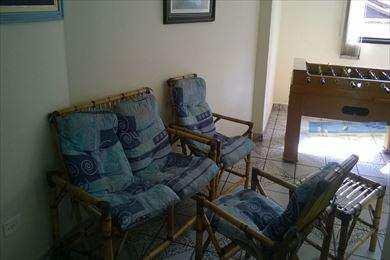 Apartamento, código 2701 em Praia Grande, bairro Ocian