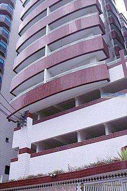 Apartamento, código 2698 em Praia Grande, bairro Ocian