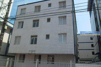 Apartamento, código 2676 em Praia Grande, bairro Mirim