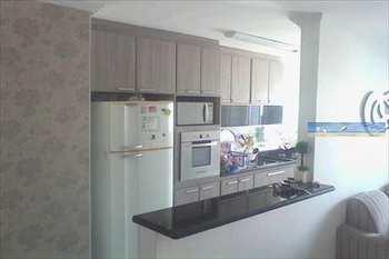 Apartamento, código 2641 em Praia Grande, bairro Aviação