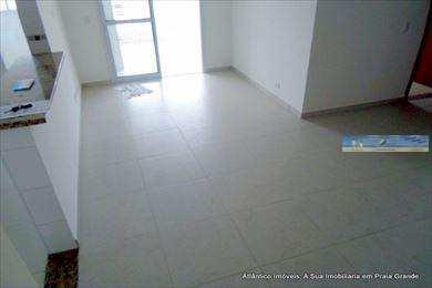 Apartamento, código 2613 em Praia Grande, bairro Aviação