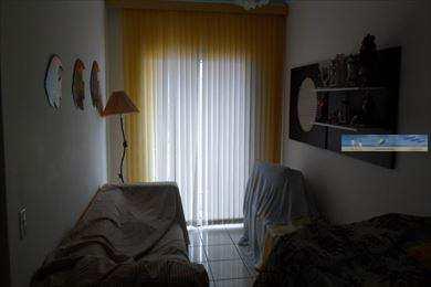 Apartamento, código 2590 em Praia Grande, bairro Ocian