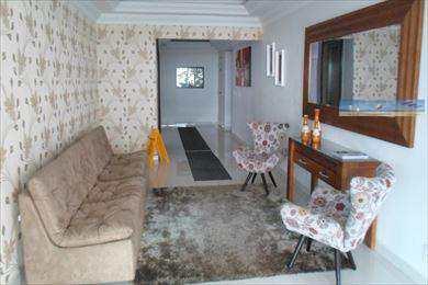 Apartamento, código 2588 em Praia Grande, bairro Guilhermina