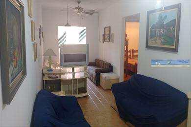 Apartamento, código 2575 em Praia Grande, bairro Tupi