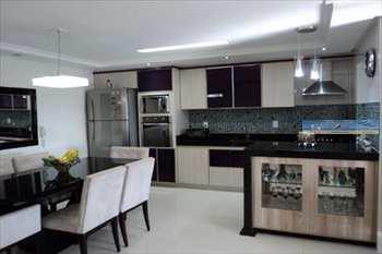 Apartamento, código 2541 em Praia Grande, bairro Caiçara