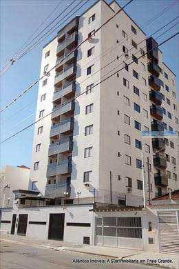 Apartamento, código 2635 em Praia Grande, bairro Tupi