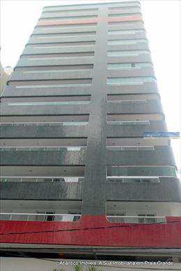 Apartamento, código 2515 em Praia Grande, bairro Aviação
