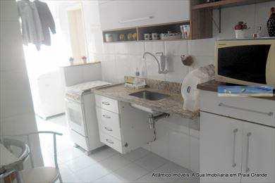 Apartamento, código 2513 em Praia Grande, bairro Tupi