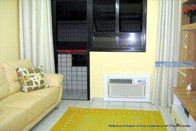 Apartamento, código 2509 em Praia Grande, bairro Guilhermina