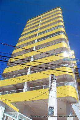 Apartamento, código 2505 em Praia Grande, bairro Mirim