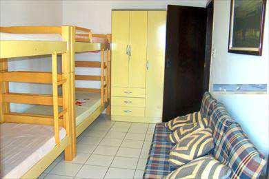 Apartamento, código 2504 em Praia Grande, bairro Maracanã