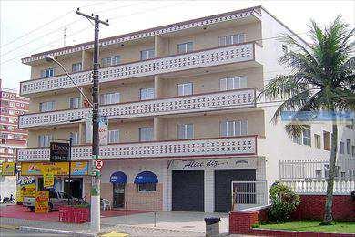 Apartamento, código 2495 em Praia Grande, bairro Tupi