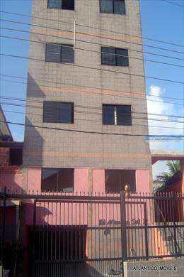 Apartamento, código 2445 em Praia Grande, bairro Aviação