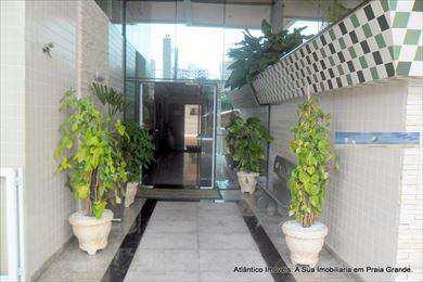 Apartamento, código 2383 em Praia Grande, bairro Aviação