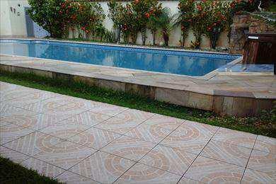 Casa, código 2352 em Praia Grande, bairro Maracanã