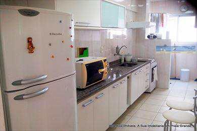 Apartamento, código 2350 em Praia Grande, bairro Ocian