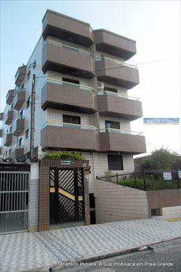 Apartamento, código 2326 em Praia Grande, bairro Ocian