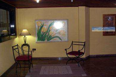 Apartamento, código 2307 em Praia Grande, bairro Guilhermina