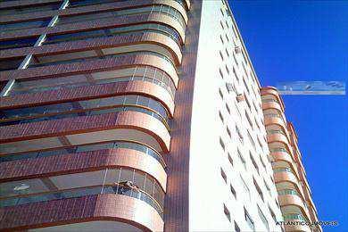 Apartamento, código 2308 em Praia Grande, bairro Aviação