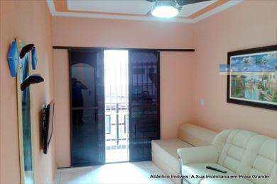 Apartamento, código 2301 em Praia Grande, bairro Caiçara