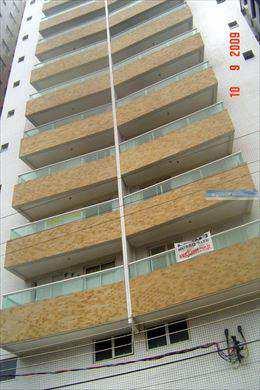 Apartamento, código 2256 em Praia Grande, bairro Ocian