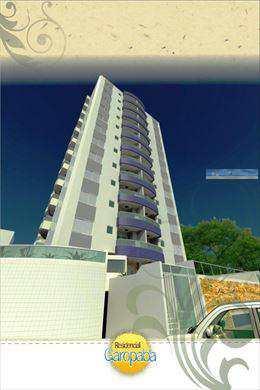 Apartamento, código 2251 em Praia Grande, bairro Guilhermina