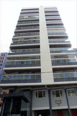 Apartamento, código 2245 em Praia Grande, bairro Aviação