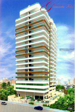 Apartamento, código 2196 em Praia Grande, bairro Guilhermina