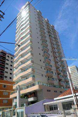 Apartamento, código 2263 em Praia Grande, bairro Tupi