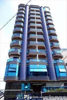 Apartamento, código 2172 em Praia Grande, bairro Guilhermina