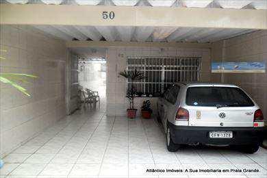 Casa, código 2163 em Praia Grande, bairro Tupi