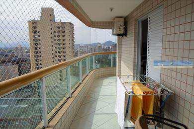 Apartamento, código 2076 em Praia Grande, bairro Tupi