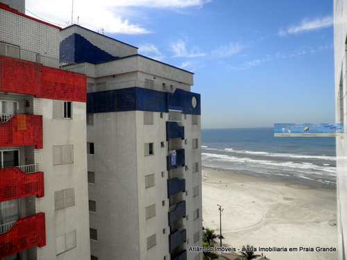 Apartamento, código 3048 em Praia Grande, bairro Mirim