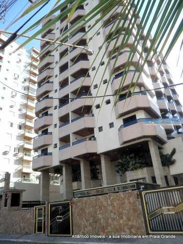 Apartamento, código 3051 em Praia Grande, bairro Tupi