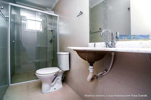 Apartamento, código 3052 em Praia Grande, bairro Caiçara