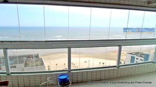 Apartamento, código 3067 em Praia Grande, bairro Aviação