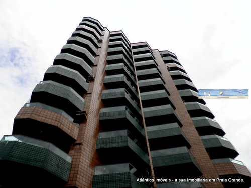 Apartamento, código 3093 em Praia Grande, bairro Tupi