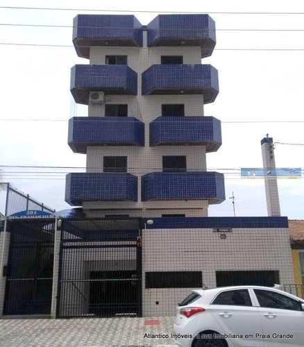 Apartamento, código 3095 em Praia Grande, bairro Ocian