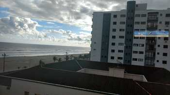Kitnet, código 3099 em Praia Grande, bairro Aviação