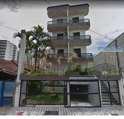 Apartamento, código 3140 em Praia Grande, bairro Aviação