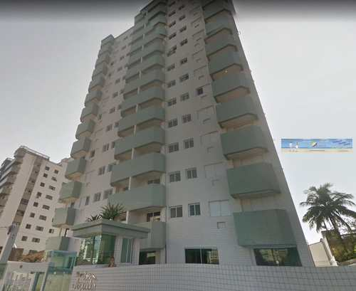 Apartamento, código 3152 em Praia Grande, bairro Aviação