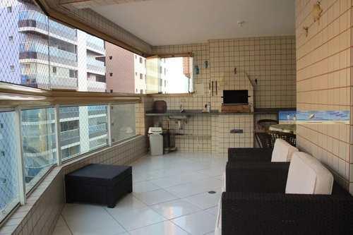 Apartamento, código 3157 em Praia Grande, bairro Aviação