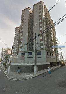 Apartamento, código 3165 em Praia Grande, bairro Ocian