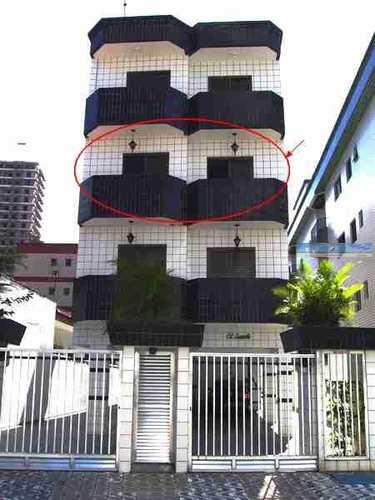 Apartamento, código 3169 em Praia Grande, bairro Aviação
