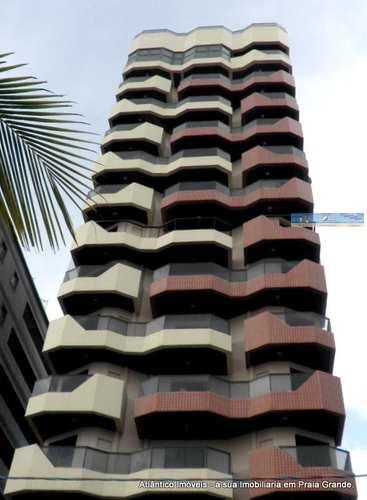 Apartamento, código 3175 em Praia Grande, bairro Tupi