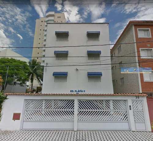 Apartamento, código 3200 em Praia Grande, bairro Tupi