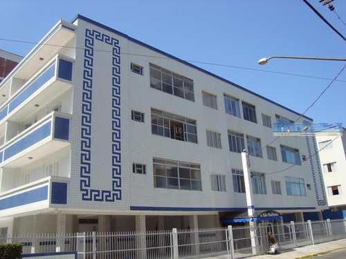 Apartamento, código 3224 em Praia Grande, bairro Tupi