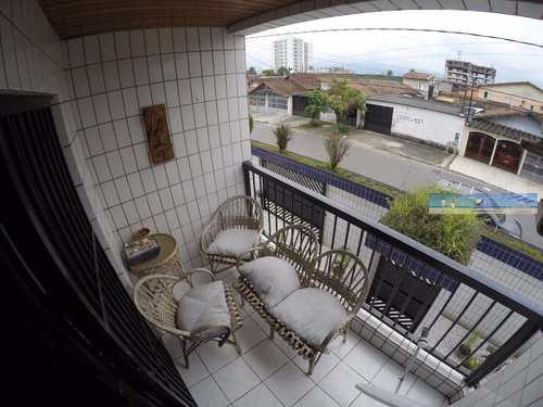 Apartamento, código 3276 em Praia Grande, bairro Guilhermina