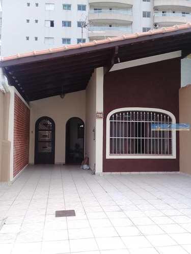Casa, código 3287 em Praia Grande, bairro Tupi
